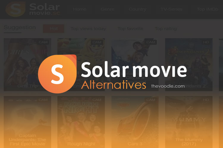 Best Solarmovie Alternatives To Watch Movies & Shows